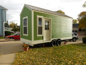 20' tiny house