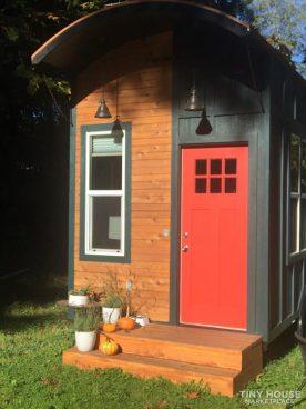 tiny house caravan