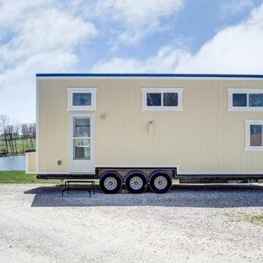 tiny house 28'