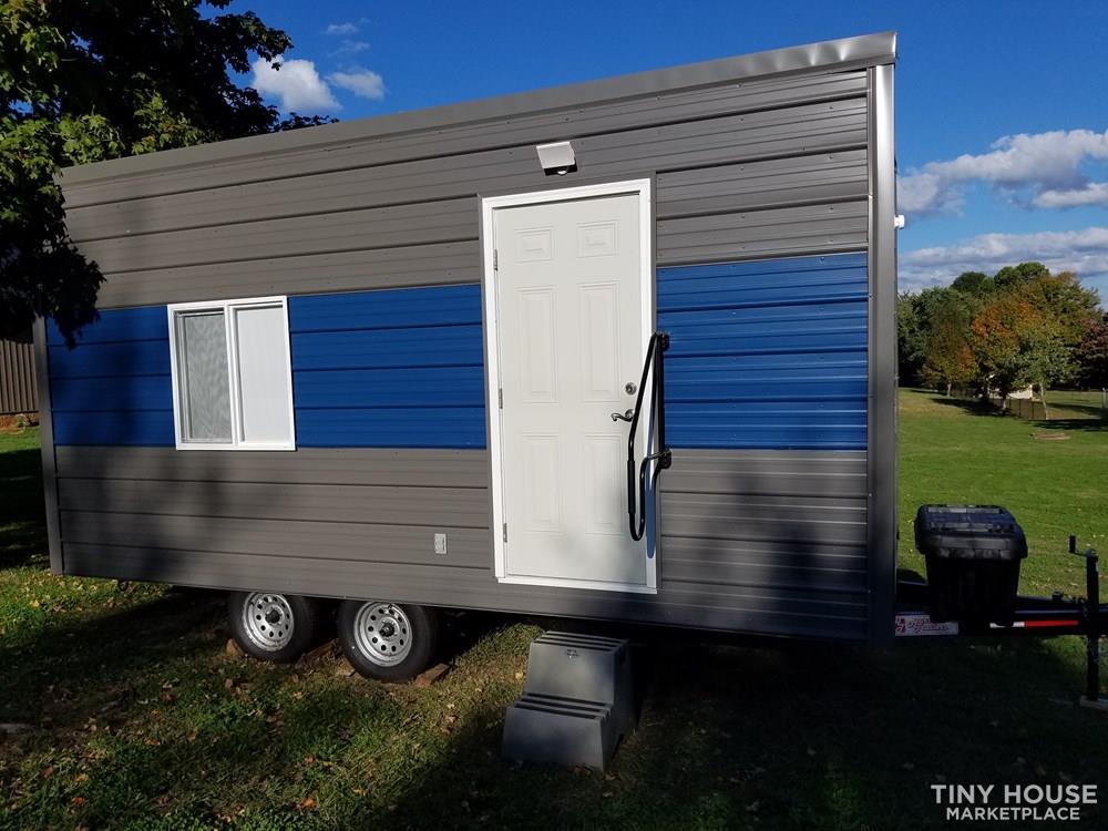 18' tiny house