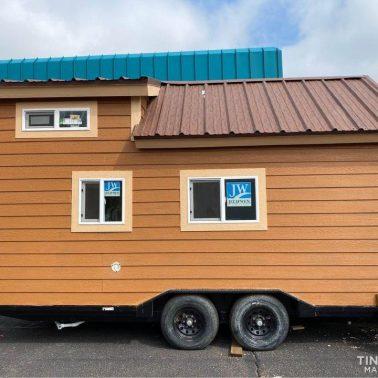 16' tiny house