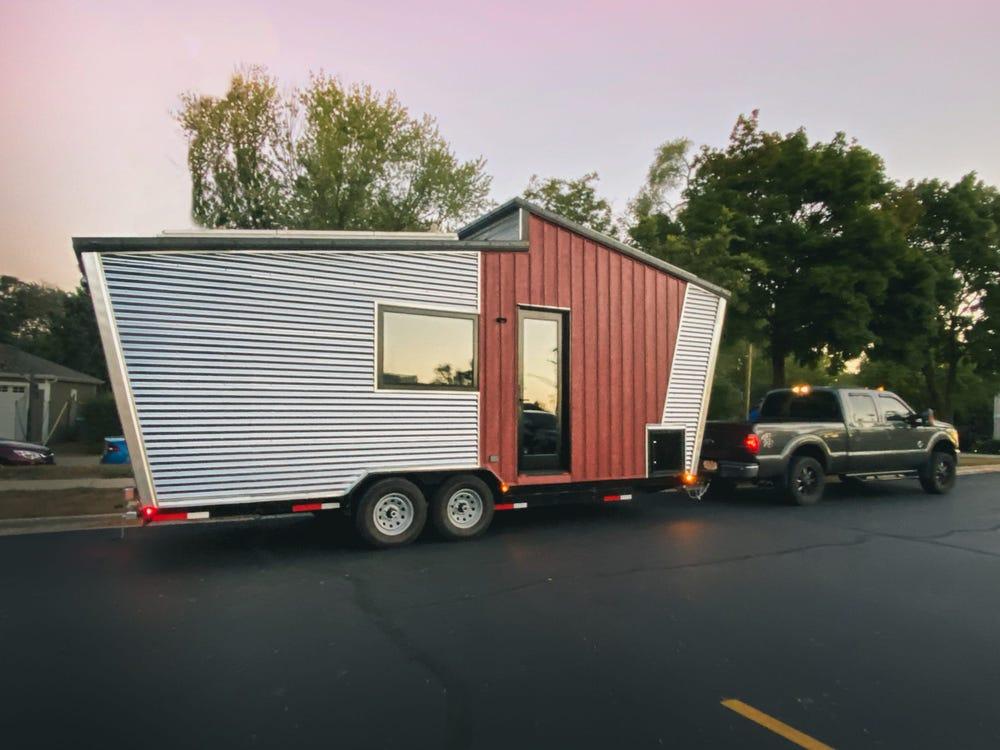 solar tiny house