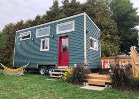 tiny house rental