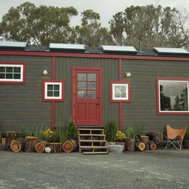 tiny house barn