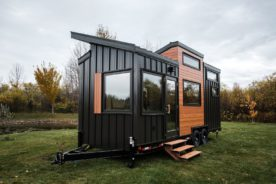 286 square foot house