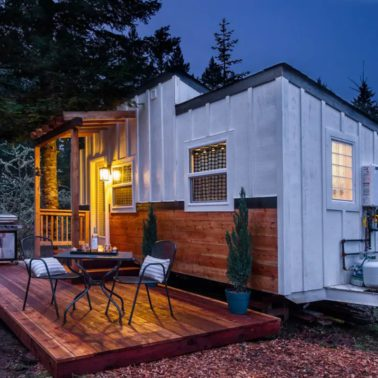 tiny house rental