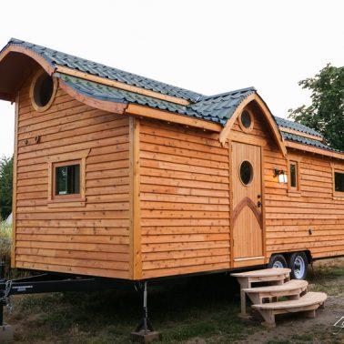 fairy tale tiny house