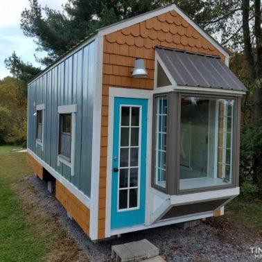 27' tiny house