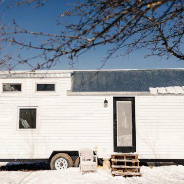 farmhouse tiny home