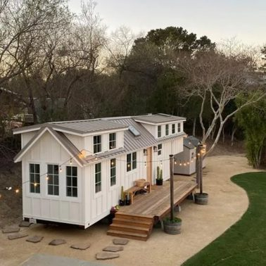 40' tiny house
