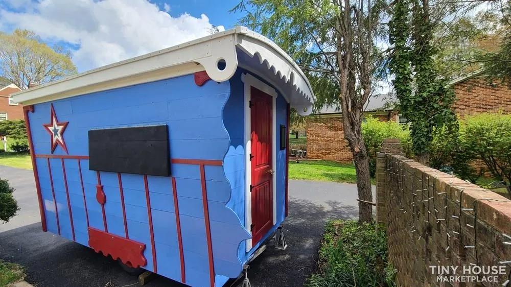 tiny gypsy wagon