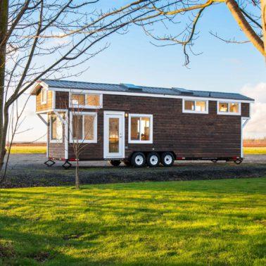 34' tiny house