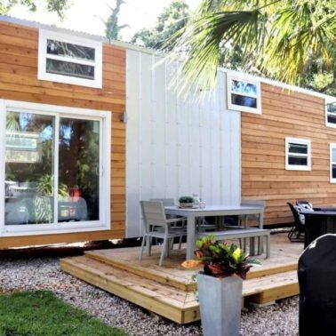 400 sq ft tiny house
