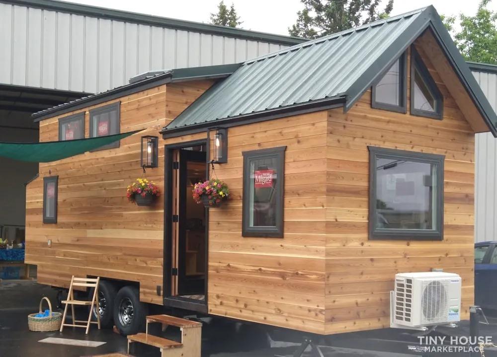 332 sq ft tiny house