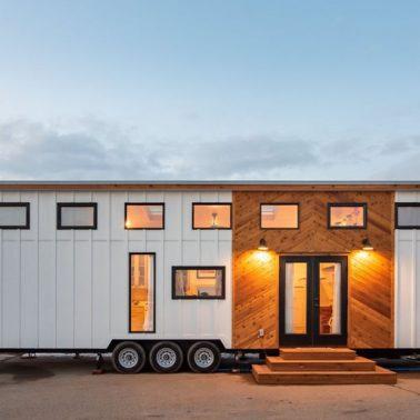 34 x 10 tiny house