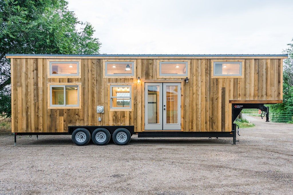 37' tiny house