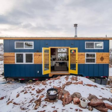 10' wide tiny house